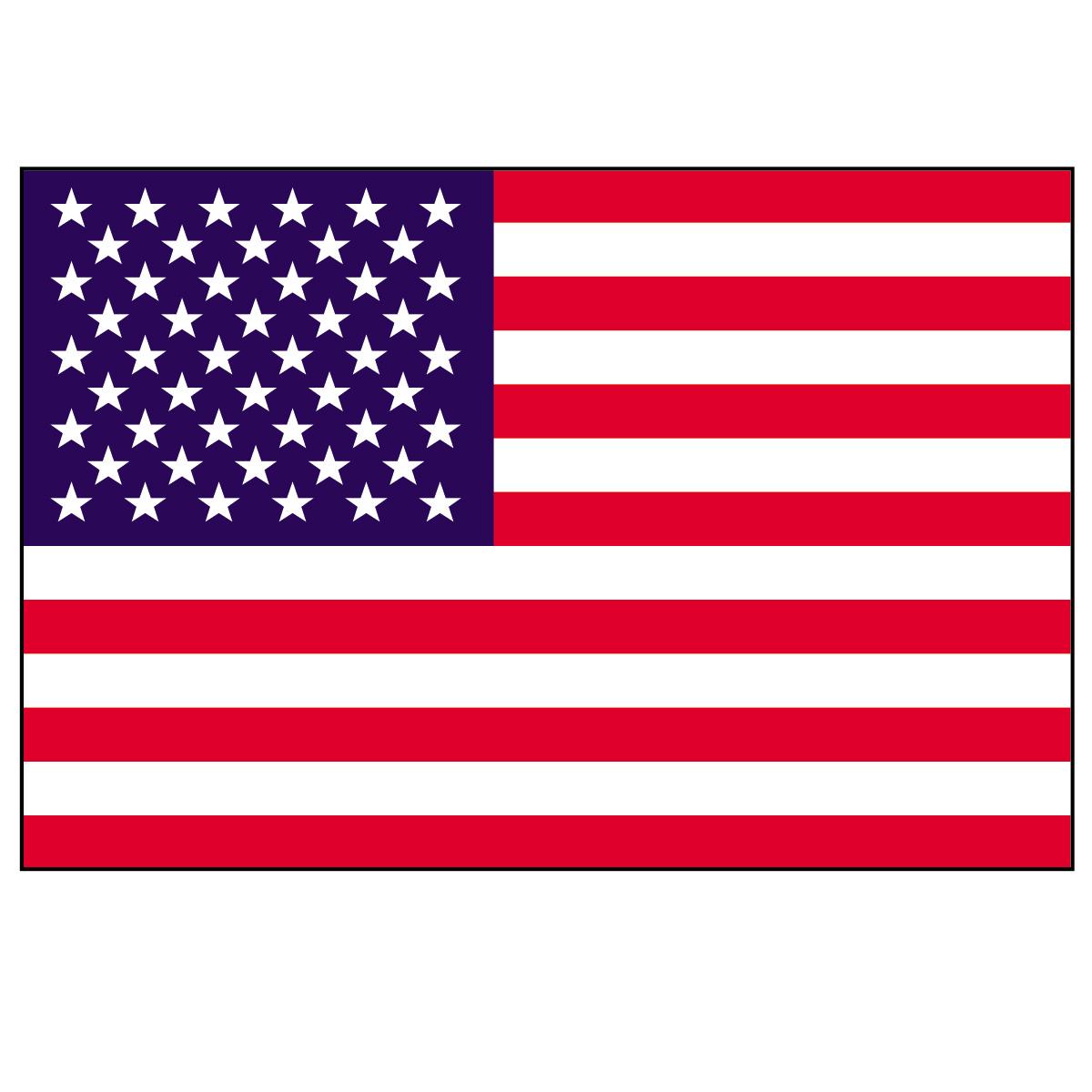 clip art u s flag 1 color clipart panda free clipart images rh clipartpanda com usa clipart in svg usa clip art flag