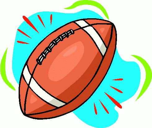 Football Clip Art FootballAmerican Football Clipart