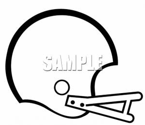american%20football%20clipart%20black%20and%20white