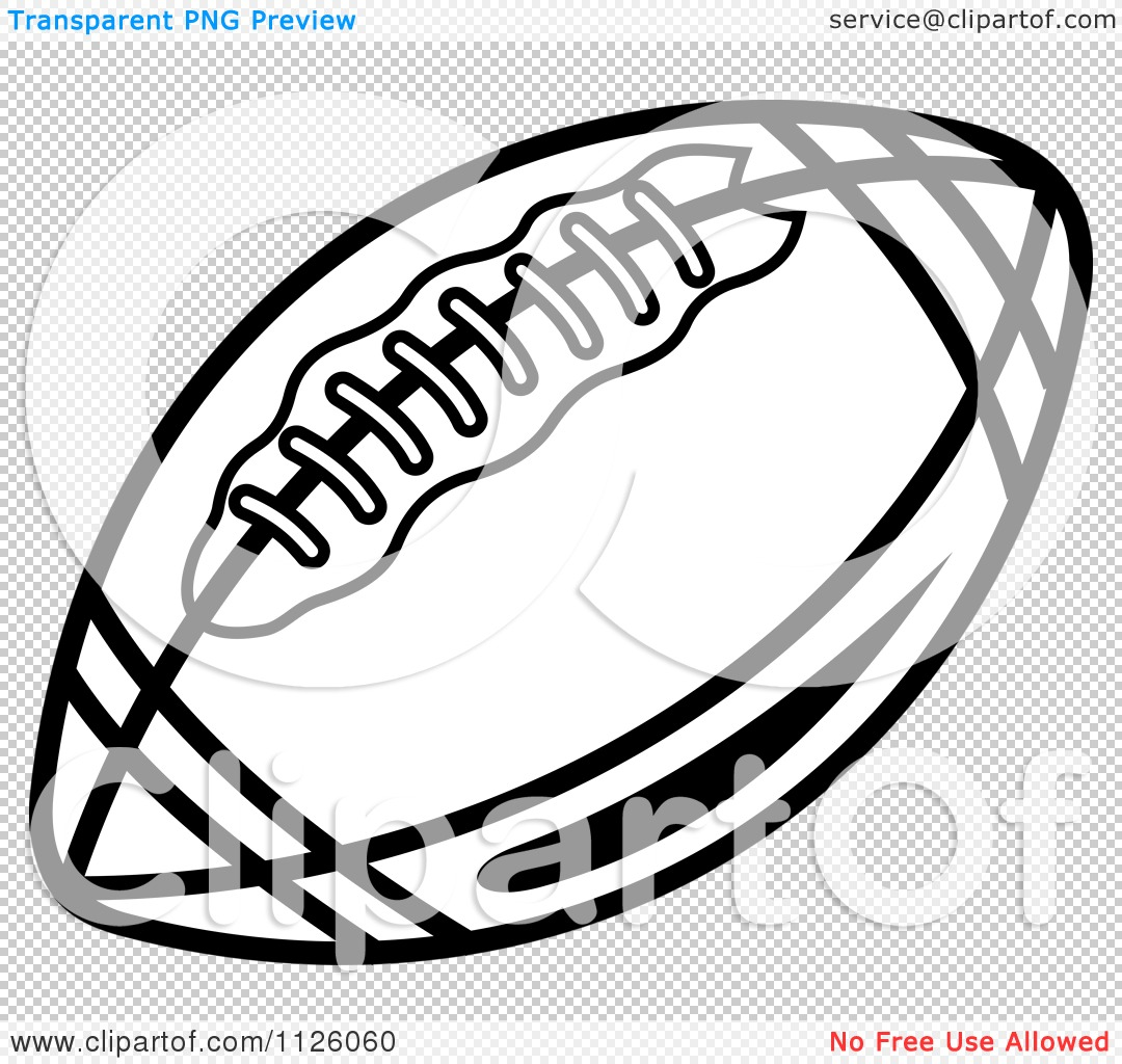 football clipart black and white free - photo #39