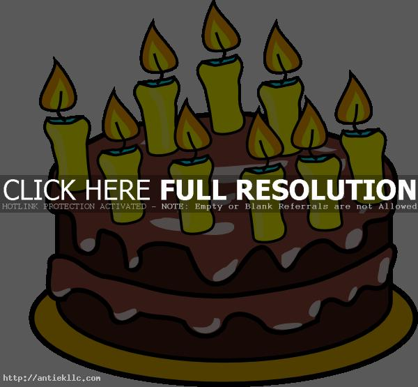 12th Birthday Cake Clip Art Clipart Panda Free Clipart Images