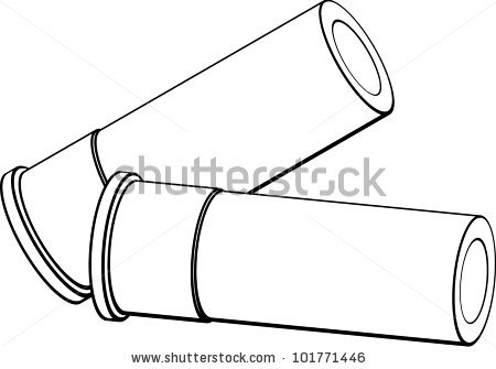 Ammunition 20clipart clipart panda free clipart images for Shotgun coloring pages