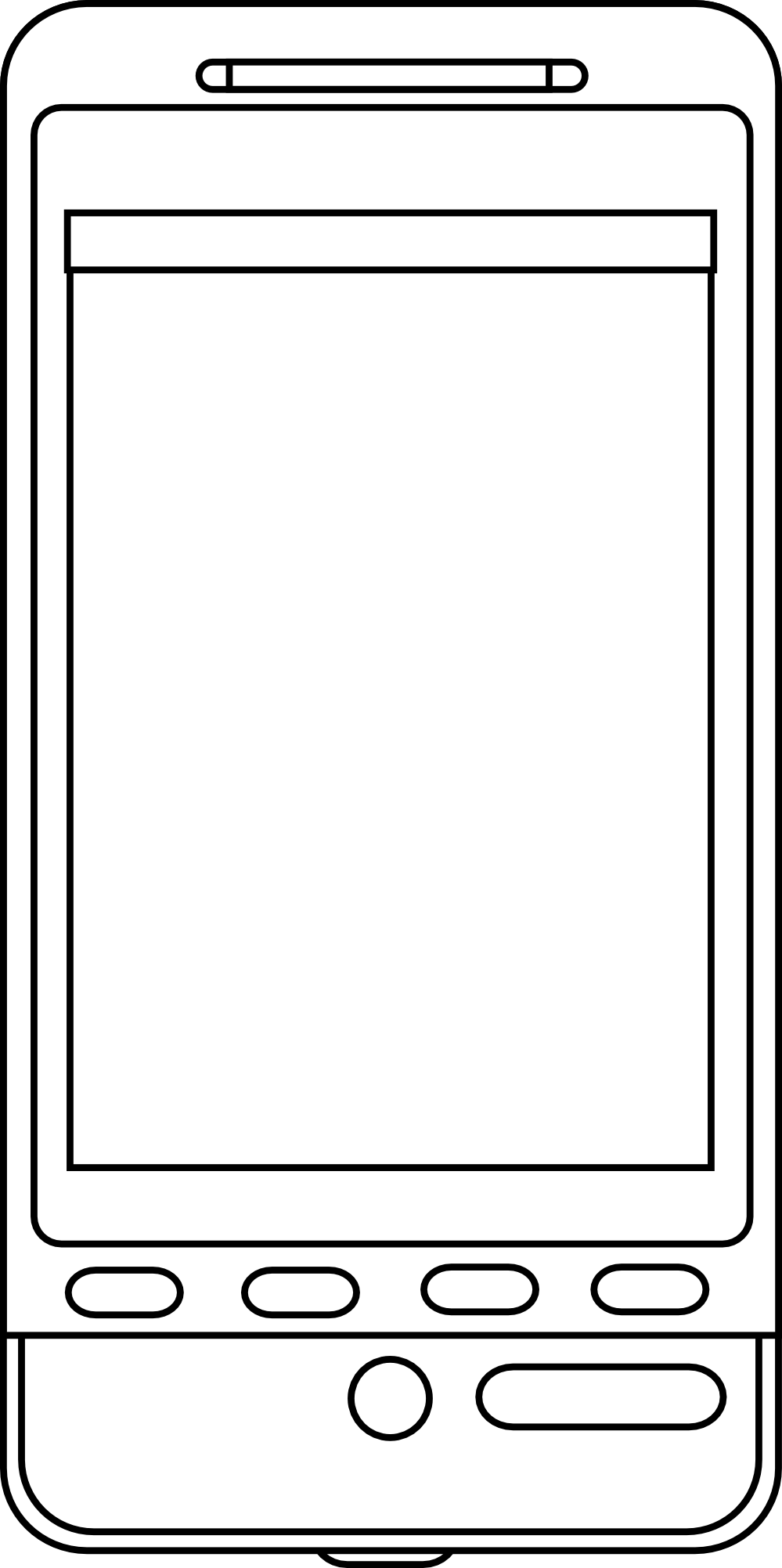 android smartphone clipart clipart panda free clipart