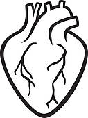 Clipart Real Heart | Clipart Panda - Free Clipart Images