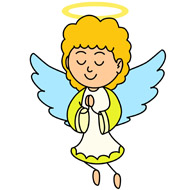 angel clip art free printable clipart panda free clipart images rh clipartpanda com clip art angels for headstones clip art angels with open arms