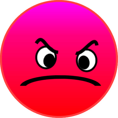 Clip art angry face | Clipart Panda - Free Clipart Images