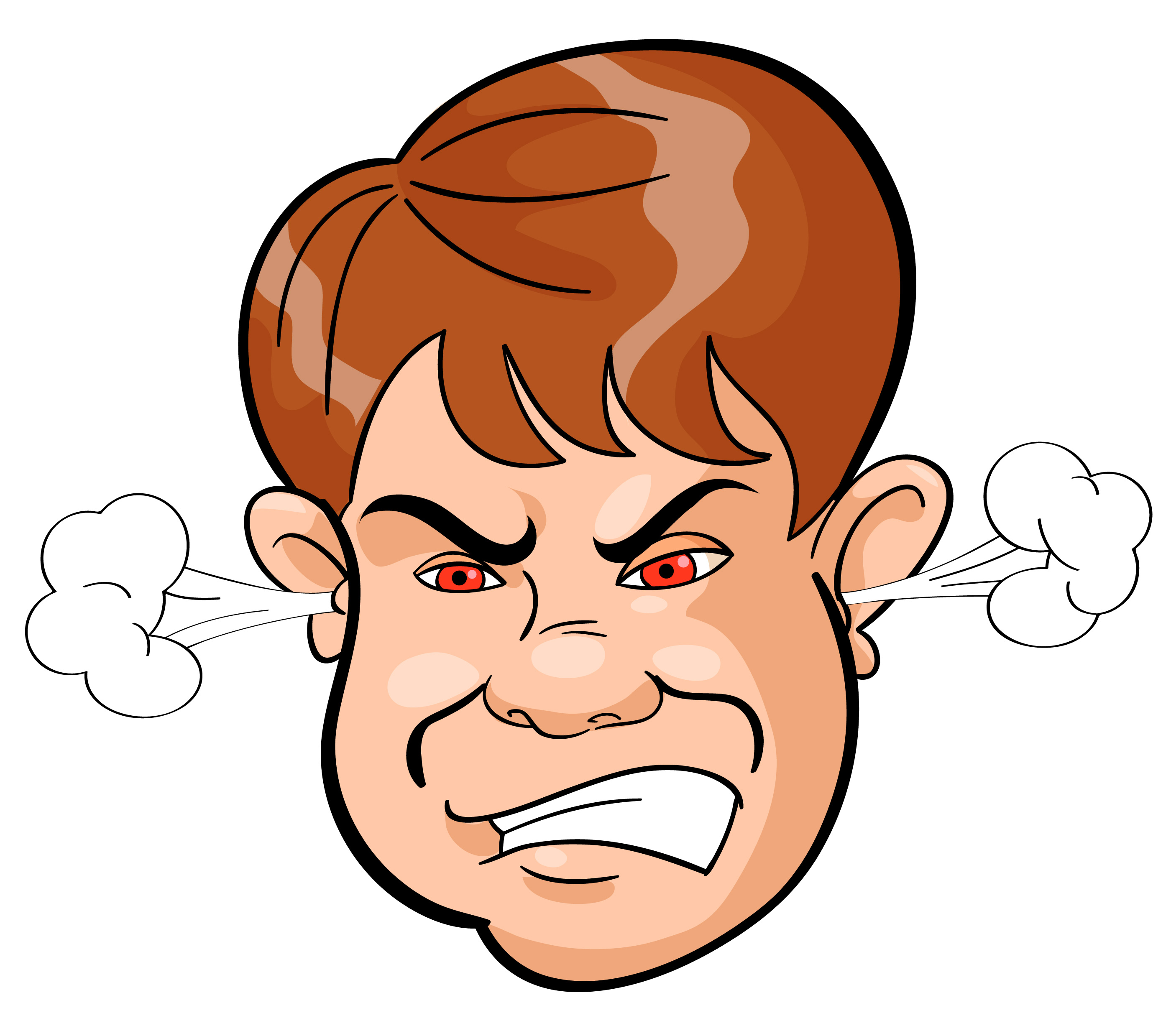 Anger Clip Art Pictures | Clipart Panda - Free Clipart Images