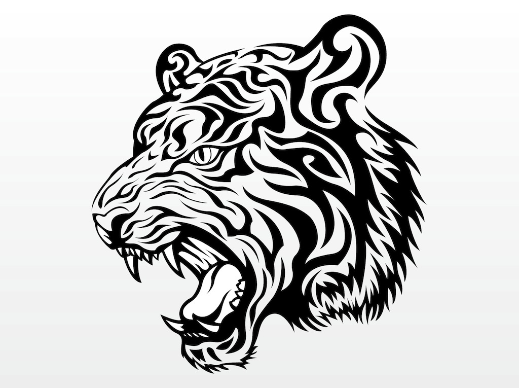 angry tiger face clip art clipart panda free clipart tiger head clipart images tiger head clipart black and white