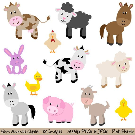 Animal Clip Art Clipart | Clipart Panda - Free Clipart Images