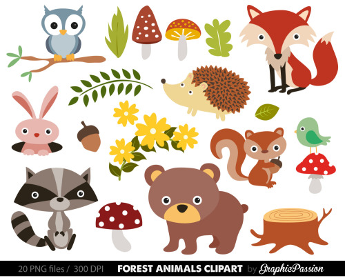 Animal Clip Art Free Black And White | Clipart Panda ...