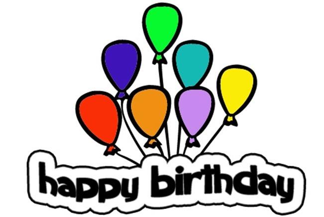 Animated Happy Birthday Clipart | Clipart Panda - Free ...