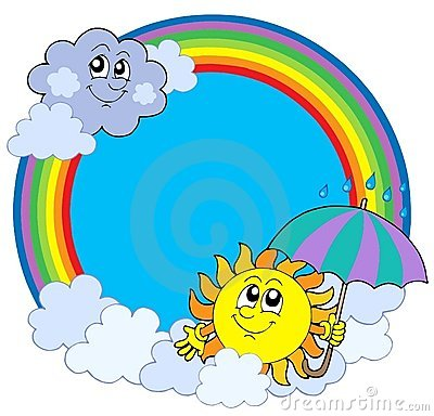 Sun And Clouds Drawing | Clipart Panda - Free Clipart Images