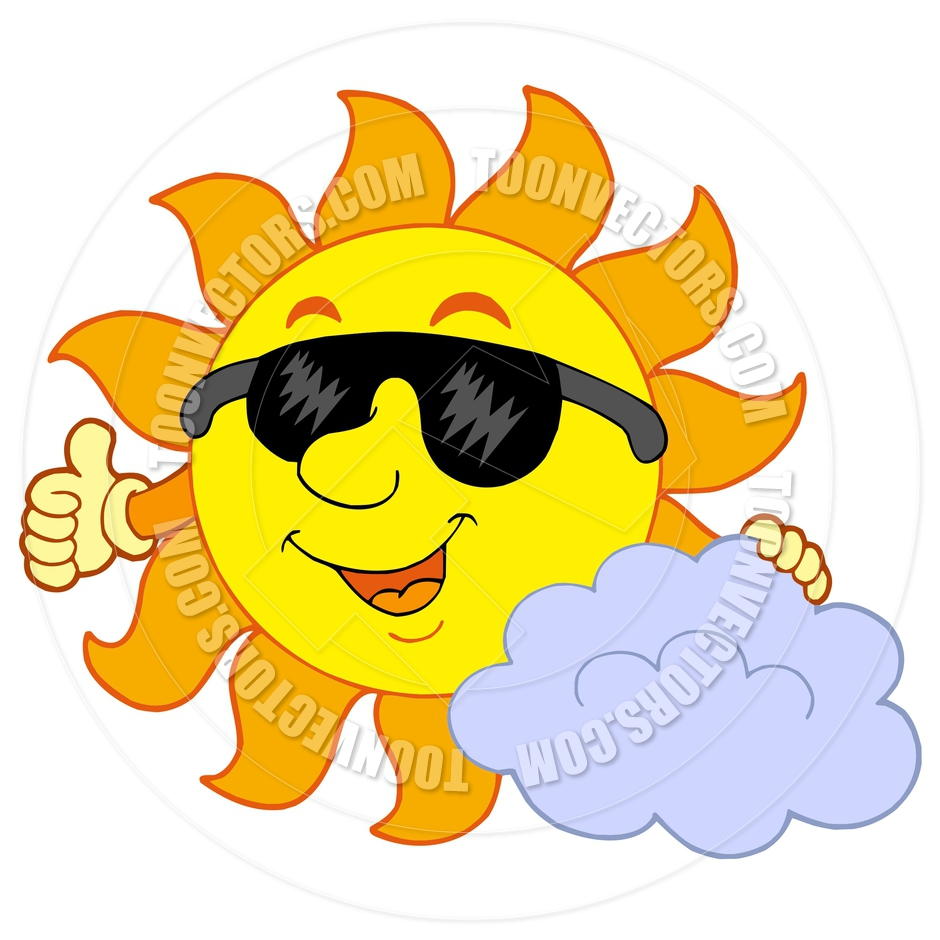 Uncategorized Animated Sun cartoon sun with cloud clipart panda free images animated and clouds cloud
