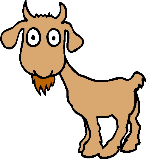 Cute Goat Clipart | Clipart Panda - Free Clipart Images
