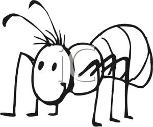 ant clipart black and white clipart panda free clipart images rh clipartpanda com ant hill clipart black and white Apple Clip Art Black and White