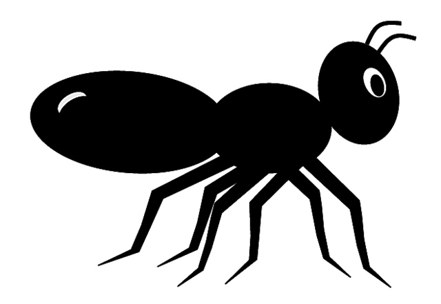 Ant Clipart Black And White | Clipart Panda - Free Clipart Images
