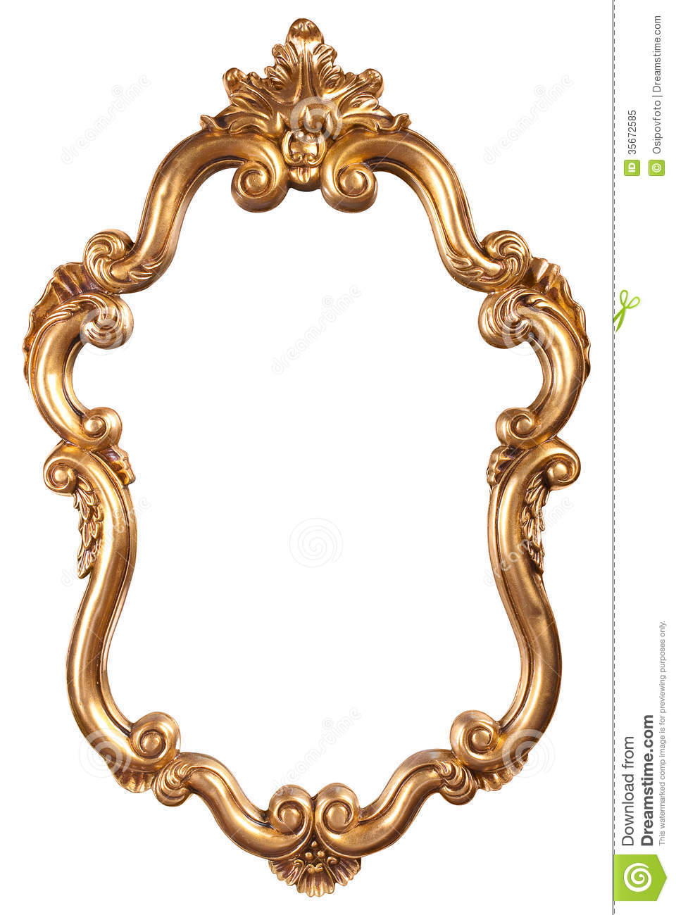 Gold Scroll Frame Clip Art | Clipart Panda - Free Clipart Images