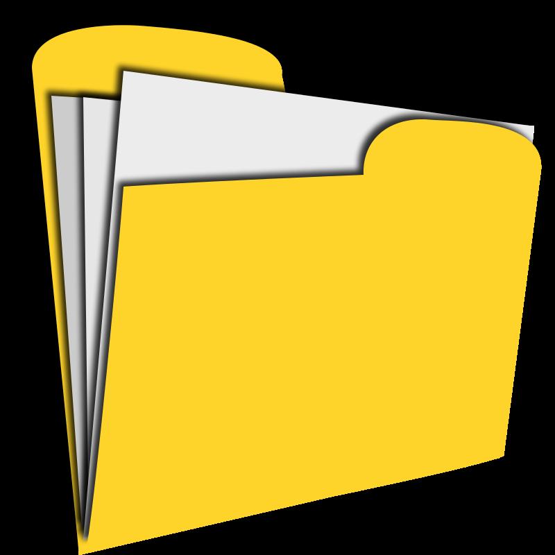 School Folder Clipart | Clipart Panda - Free Clipart Images
