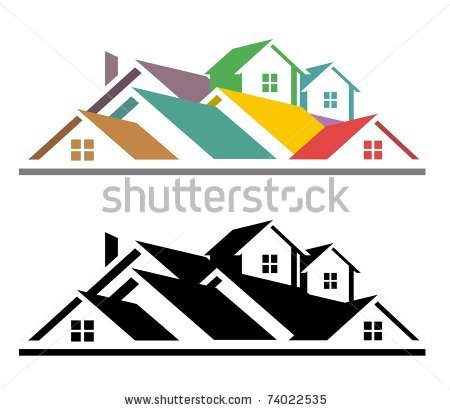 Apartment Building Clipart Black And White | Clipart Panda - Free ...