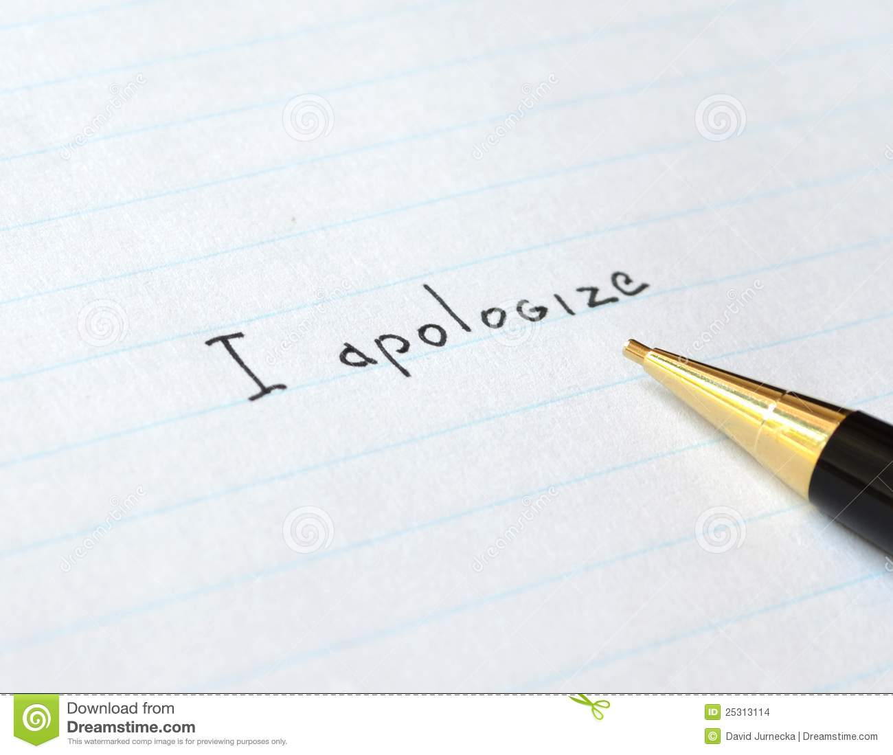 Doc12751650 Humble Apology Letter Sincere Apology Letter – Humble Apology Letter