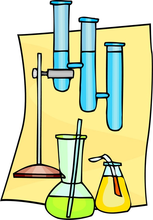 Science Equipment Clip Art Lab equipment clipart