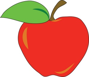 red apple clipart clipart panda free clipart images rh clipartpanda com red and green apple clipart red rose apple clipart