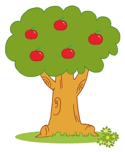 apple tree clipart image clipart panda free clipart images rh clipartpanda com apple tree clipart images apple tree leaf clipart