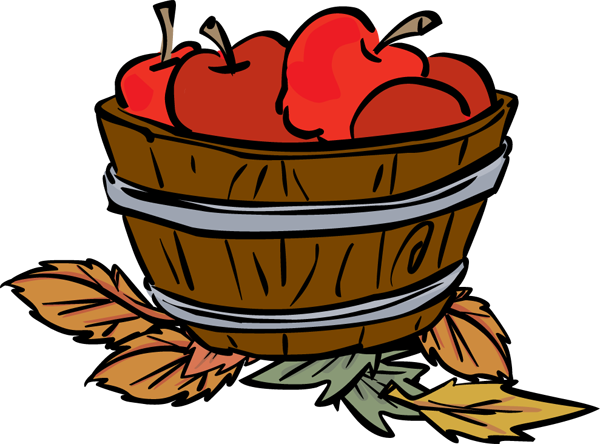 Apple Basket Clipart | Clipart Panda - Free Clipart Images