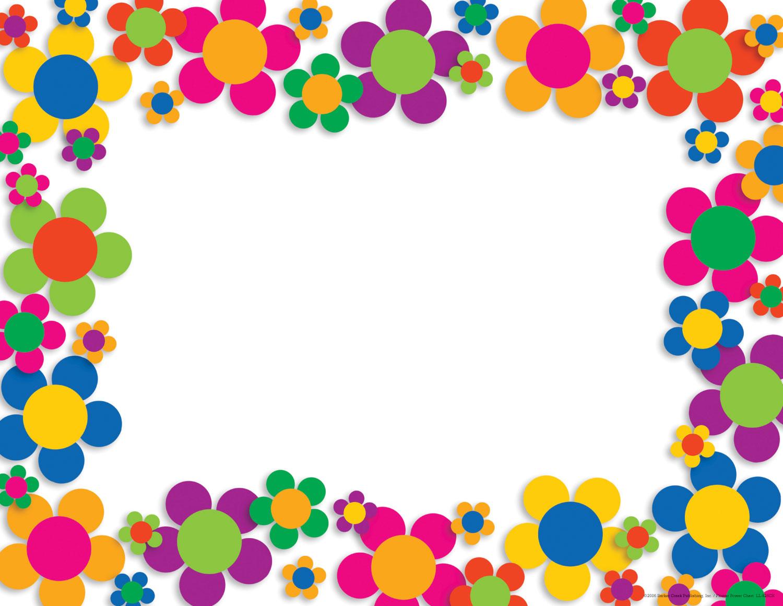 Free Clip Art Borders And Frames For Teachers