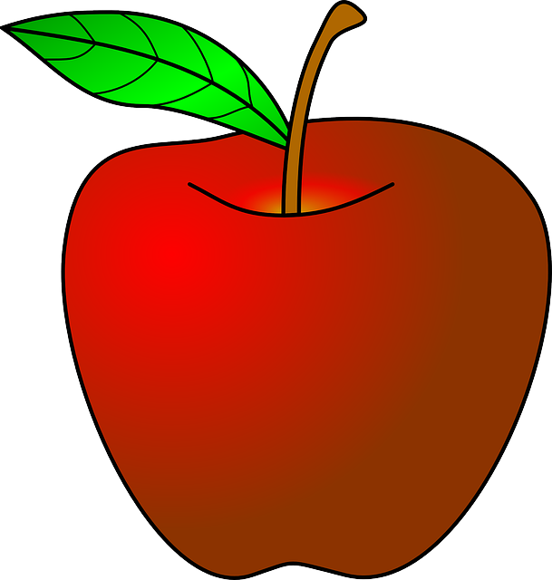 2020 Other | Images: Apples Border Clipart
