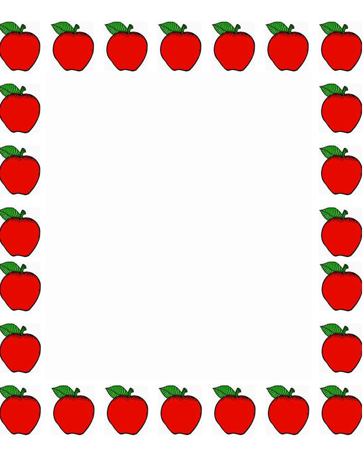 apple%20borders%20for%20teachers
