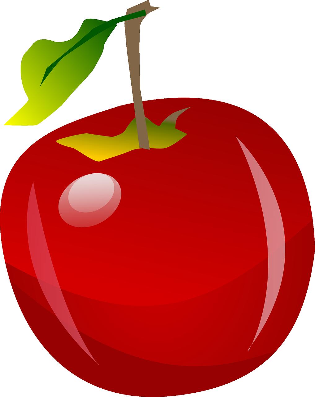 free shiny red apple clip art clipart panda free clipart images rh clipartpanda com red apple clipart free big red apple clipart