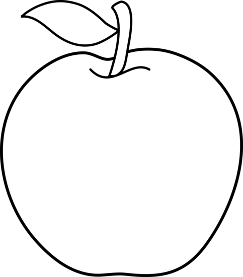 apple%20clipart%20black%20and%20white