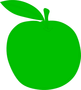 green apple clip art clipart panda free clipart images rh clipartpanda com green apple tree clipart red yellow and green apple clipart