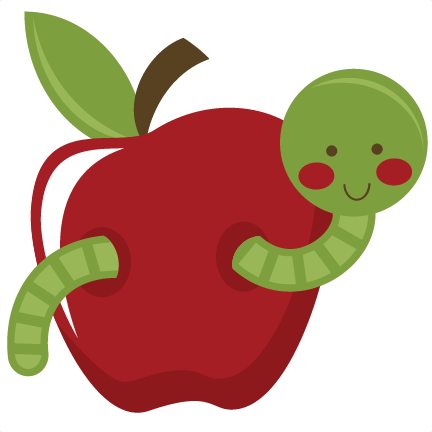 Image result for apple and worm