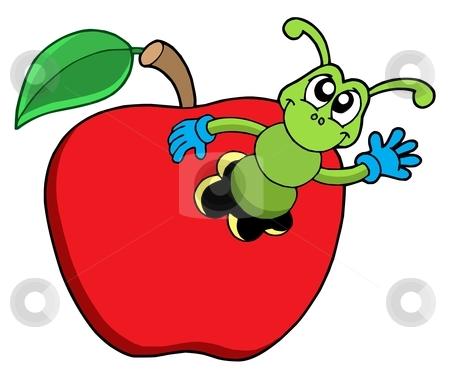 Cute Apple Clip Art | Clipart Panda - Free Clipart Images