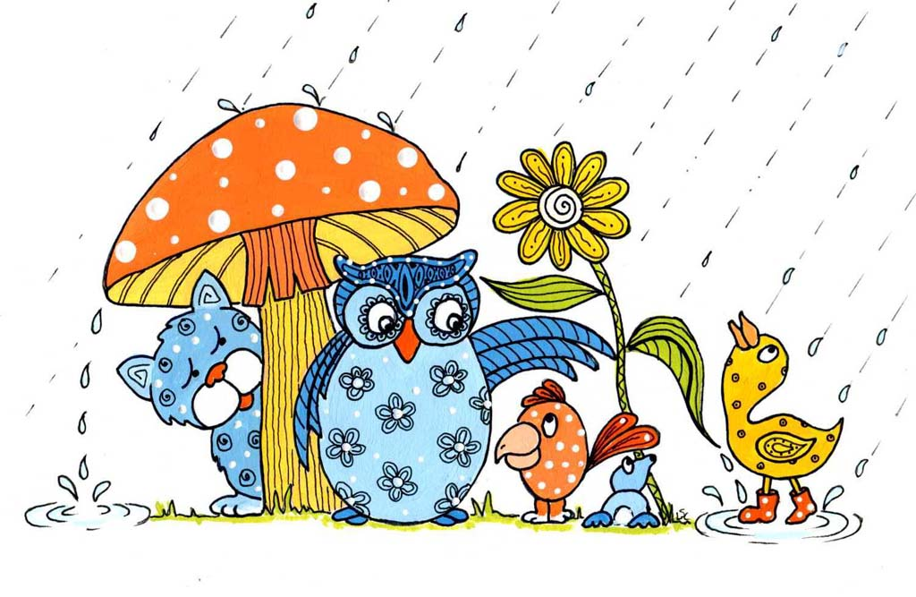 Pics Photos - April Showers Clip Art