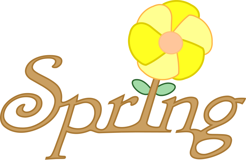 Bring May Flowers Clip Art Pictures to pin on Pinterest