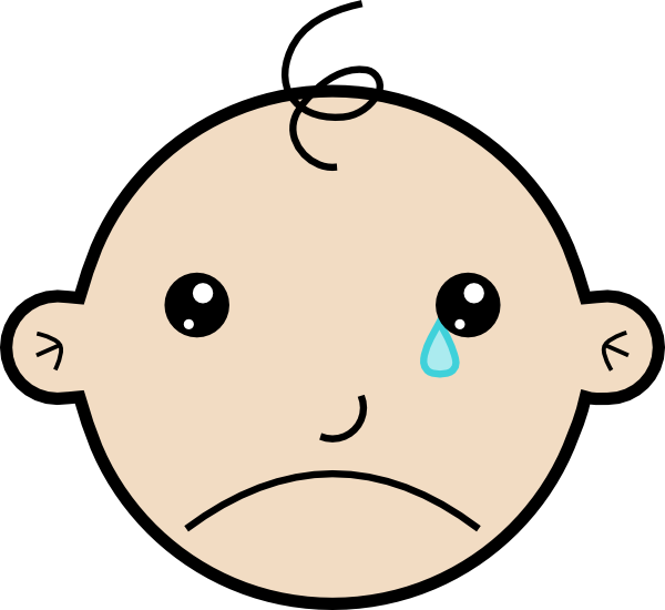 Crying Kid Clipart | Clipart Panda - Free Clipart Images