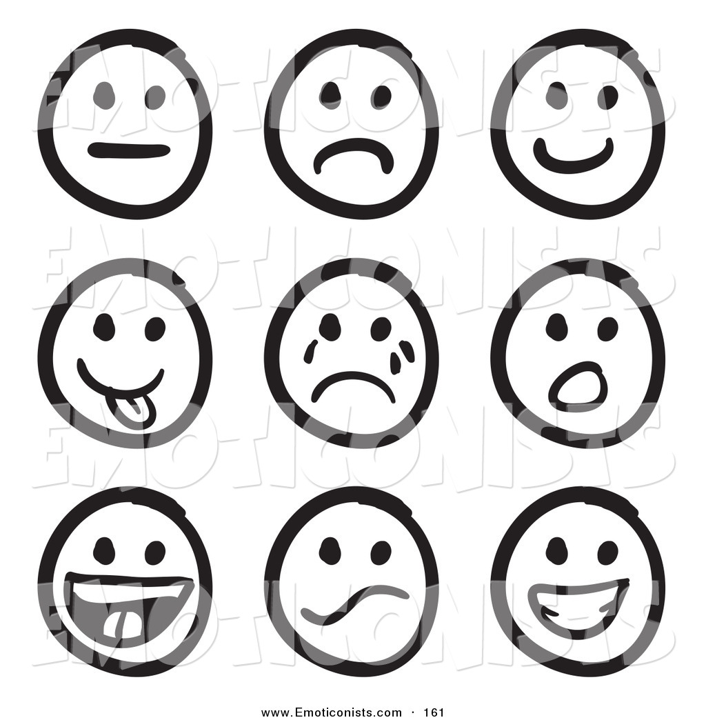 smiley face clipart black and white clipart panda free clipart rh clipartpanda com faces clip art black and white face clipart black and white