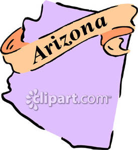 the state of arizona clipart panda free clipart images rh clipartpanda com arizona cardinals clipart arizona clipart black and white