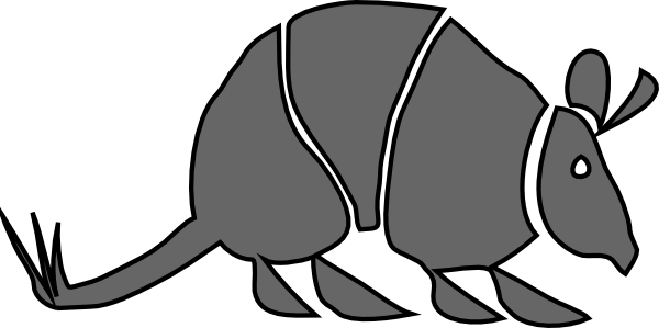 Armadillo Clipart Clipart Panda Free Clipart Images