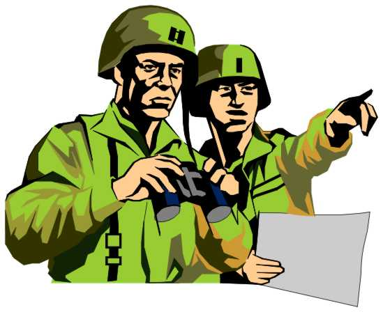 Army Gun Clipart | Clipart Panda - Free Clipart Images