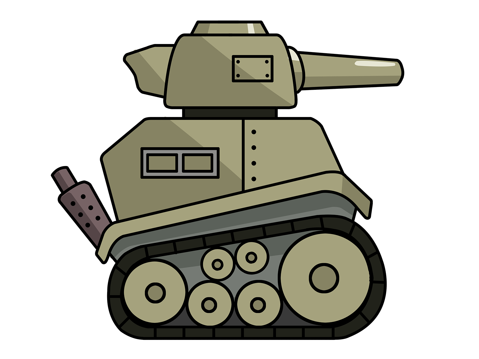 cartoon army tank clip art | Clipart Panda - Free Clipart ...
