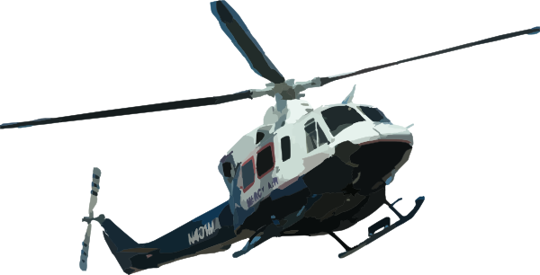Helicopter Clipart Black And White   Clipart Panda - Free ...