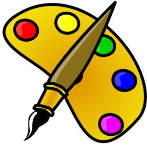Art Supplies Clipart | Clipart Panda - Free Clipart Images