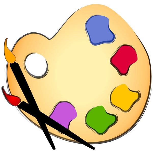 art supplies images clipart panda free clipart images Clip Art Best Clip Art Art Studio