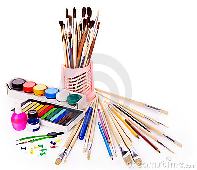 art equipment