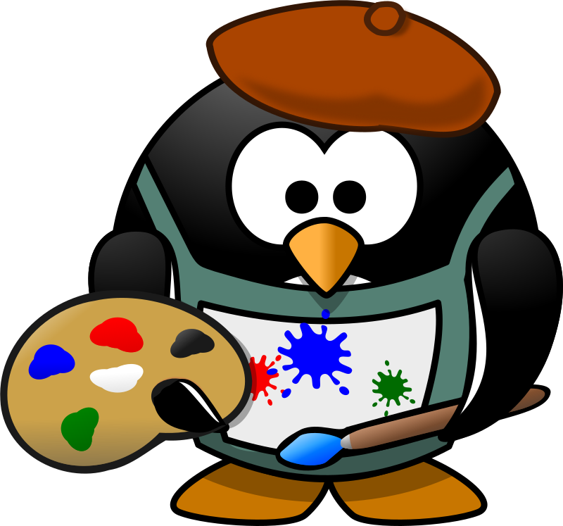 Artist Clipart | Clipart Panda - Free Clipart Images