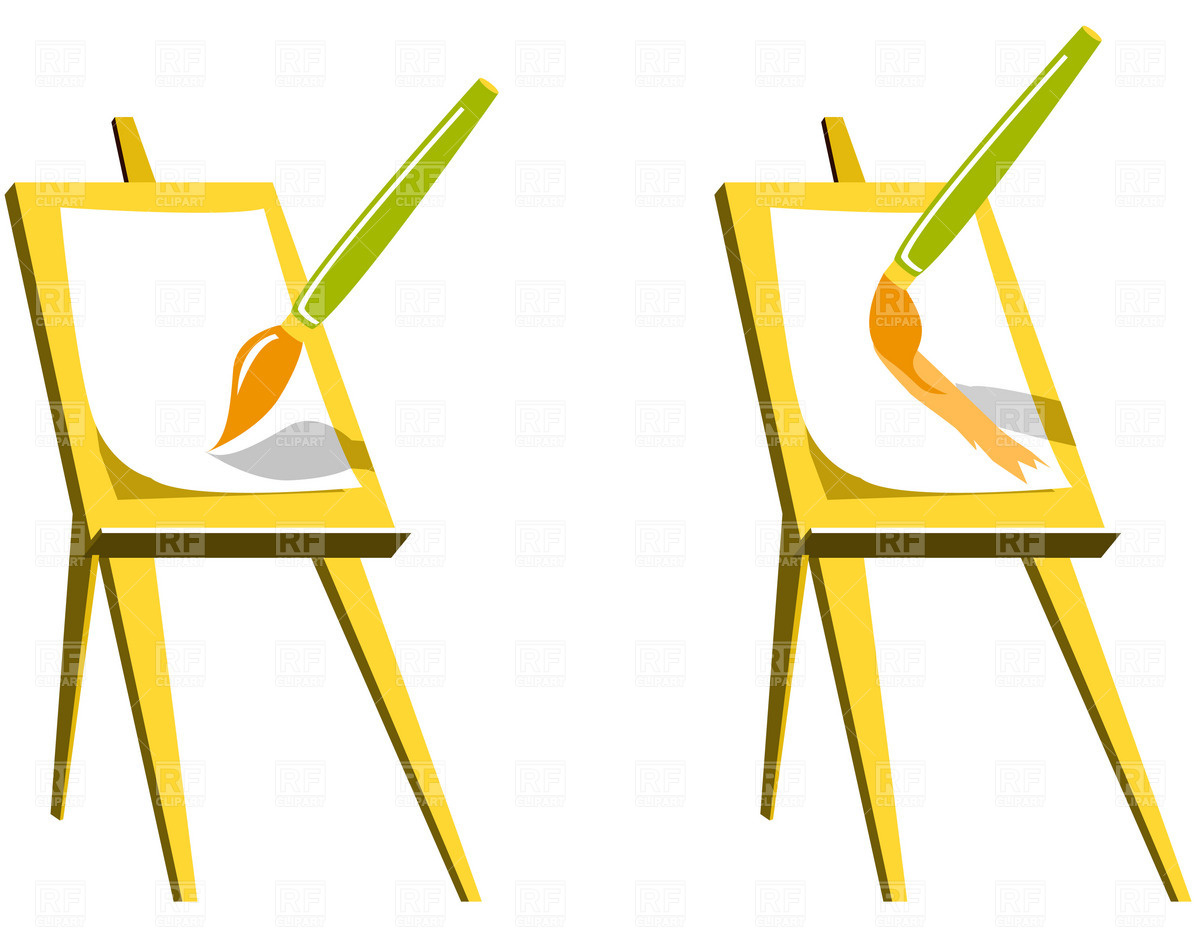 Clip Art Easel Clipart art easel clipart panda free images